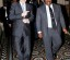 William Hague et Ali Bongo Ondimba